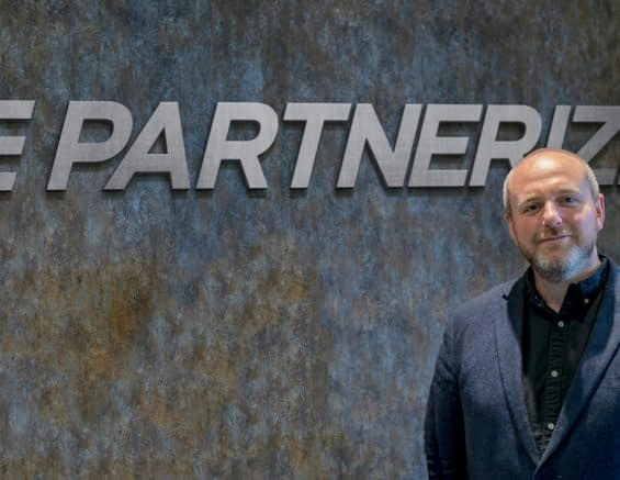 Partnerize-Logo-and-CEO-Malcolm-Cowley