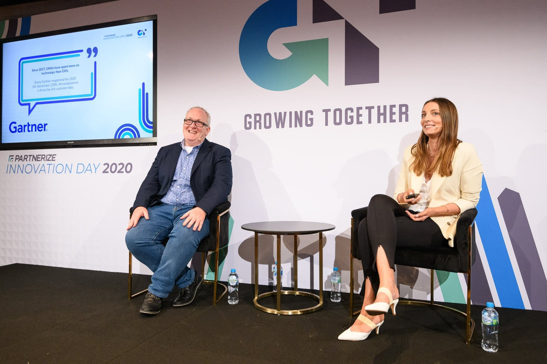 Partnerize Innovation Day 2020 Sydney Product Vision Stefanie Colley and Jim Nichols.jpg