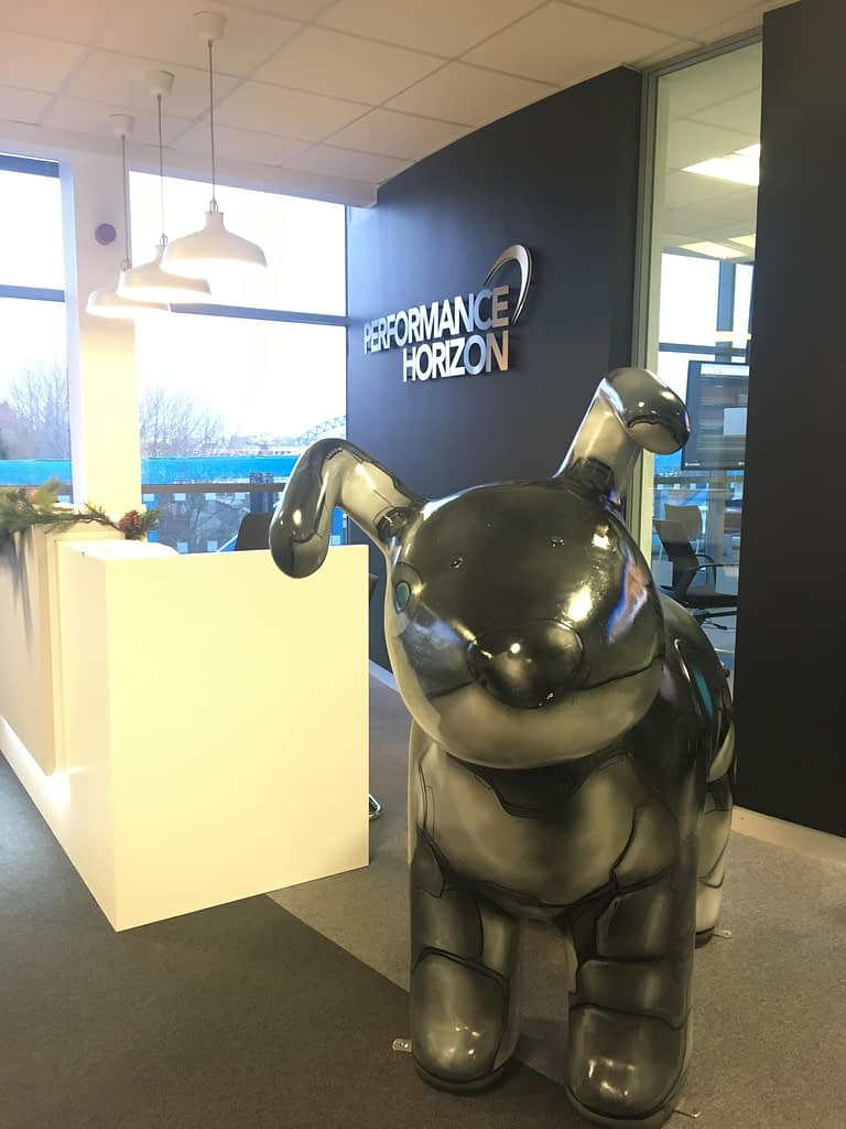 Performance Horizon Offices with Snowdog